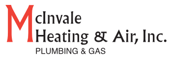 McInvale Heating & Air, Inc. Plumbing & Gas